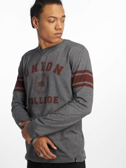 Gris T Homme Indicode Longues 515387 Manches Achille shirt EH2IYWD9