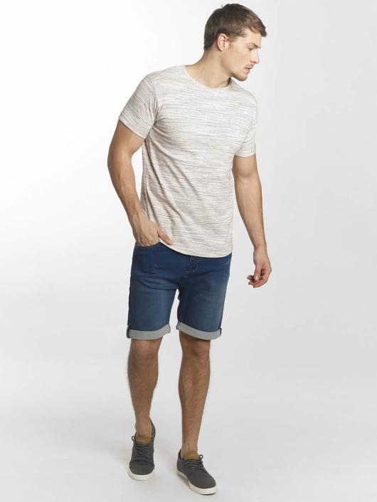 Indicode t-shirt Jasper wit