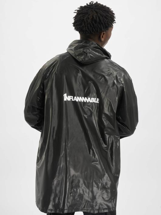 Inflammable Winter Jacket  black