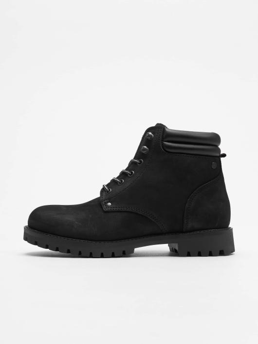 Jack & Jones Čižmy/Boots j fwStoke èierna