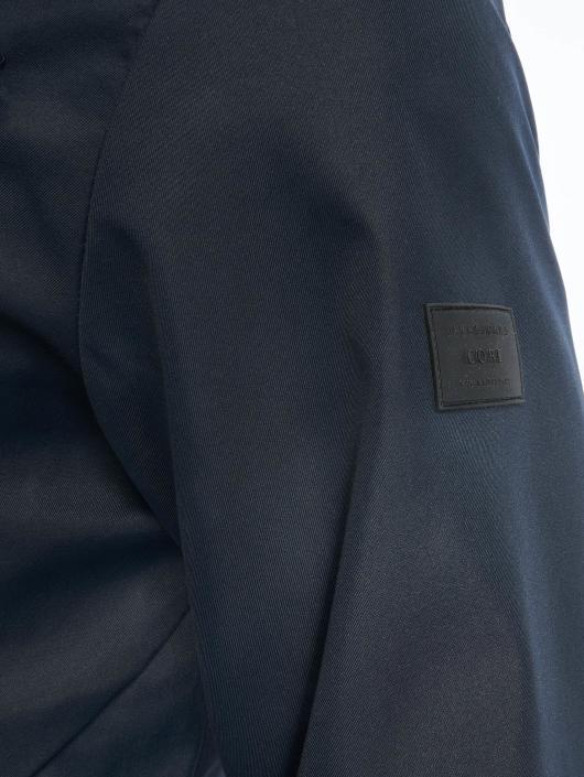 Jack & Jones Демисезонная куртка jcoWeel Camp синий