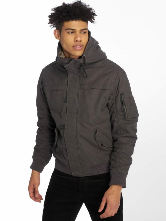 Jack & Jones Bomber jacket jorNew Bento gray