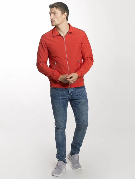Jack & Jones Bomber jacket jcoSky red