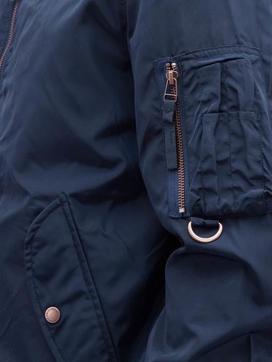 Jack & Jones Bomberová bunda jorPowell modrá