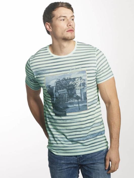 Jack & Jones Camiseta jorSundown gris
