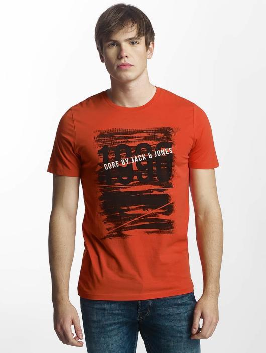Jack & Jones Hombres Camiseta jcoProfile in rojo Características propias Jack & Jones - Hombre Ropa DJXEWJN