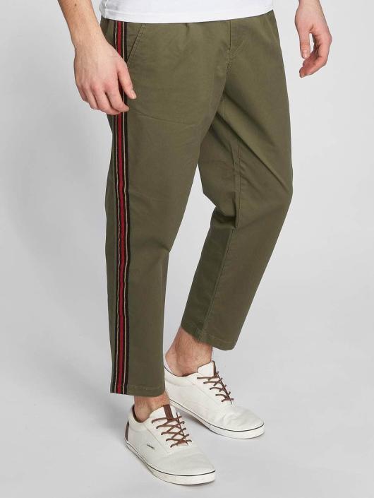 Jack & Jones Chino pants jjIace jjHarper olive