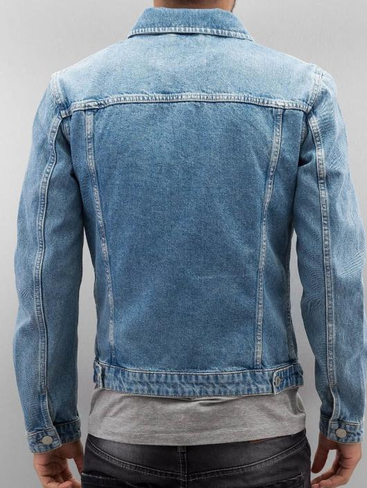 Jack & Jones Denim Jacket jjiAlvin blue