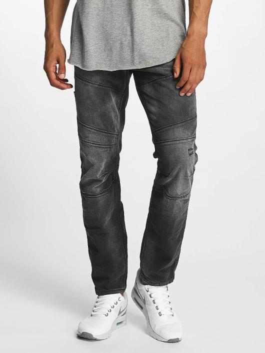 Jack & Jones Dżinsy straight fit jjiMike jjJax BL 793 czarny