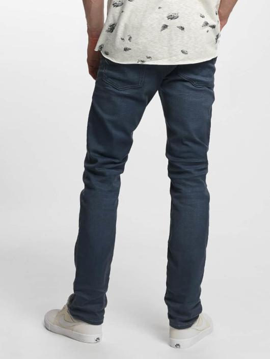 Jack & Jones Dżinsy straight fit jjTim Original JJ 420 niebieski