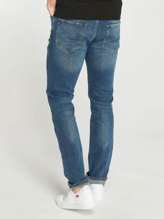 Jack & Jones Dżinsy straight fit jjiTim niebieski
