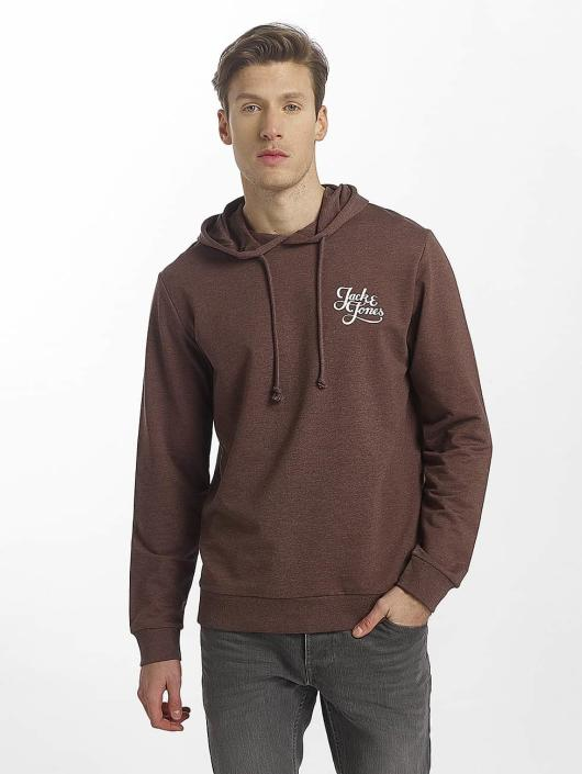 Jack & Jones Hoodie jorGalions brown