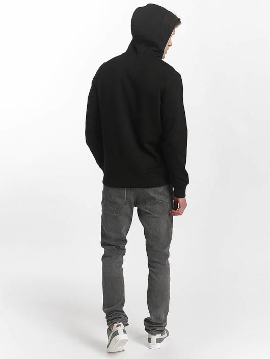 Jack & Jones Hoodies jcoPaul čern