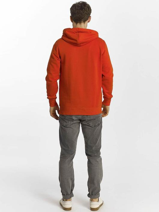 Jack & Jones Hoodies jcoPaul červený