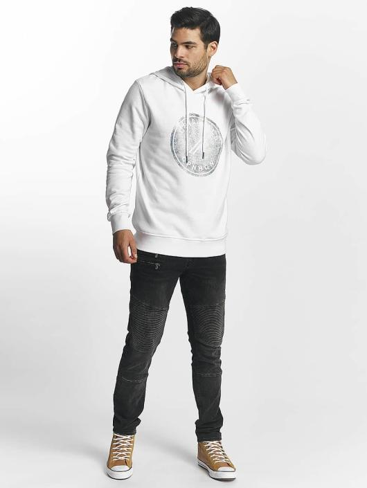 Jack & Jones Hoody jorHologram weiß
