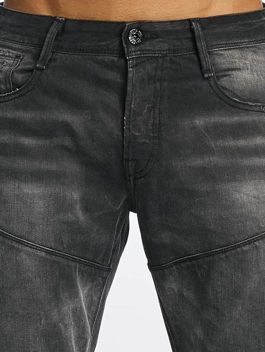 Jack & Jones Jean coupe droite jjiMike jjJax BL 793 noir