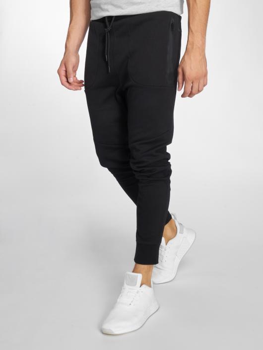 Jack & Jones Jogging kalhoty jcoNewwill čern