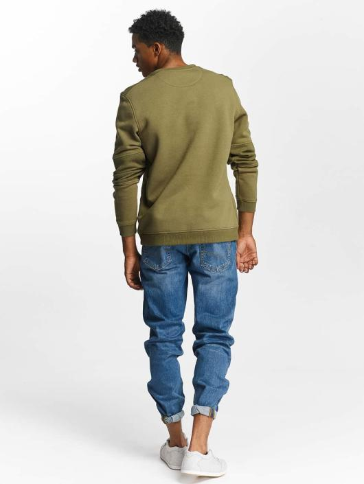 Jack & Jones Jumper jcoPete olive