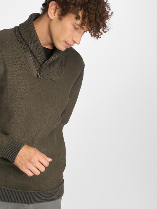 Jack & Jones Jumper Jorkaiden olive