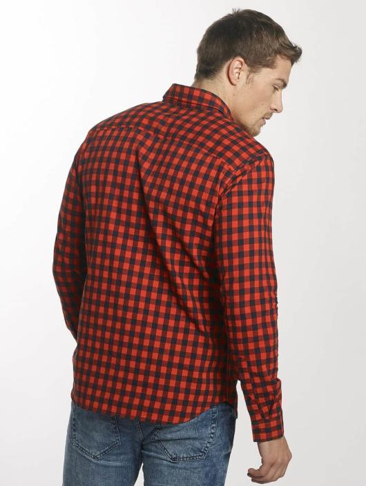 Jack & Jones Koszule jcoJoe czerwony