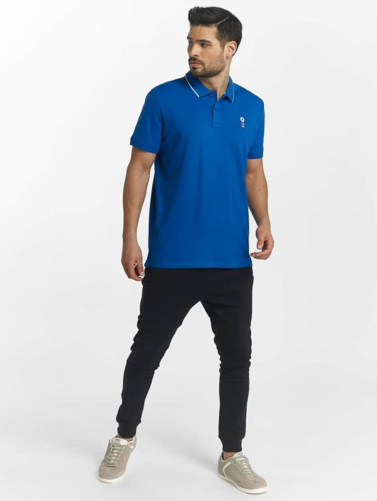 Jack & Jones Koszulki Polo jcoStone niebieski