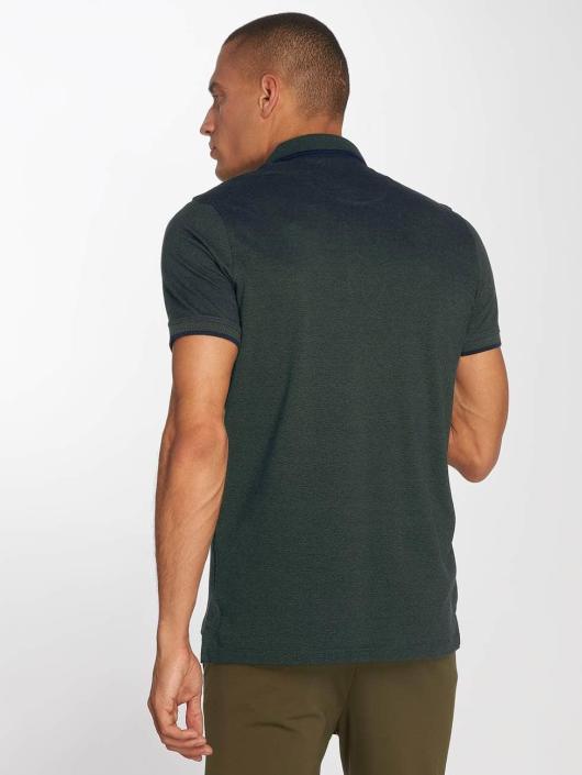 Jack & Jones Koszulki Polo jjePaulos oliwkowy