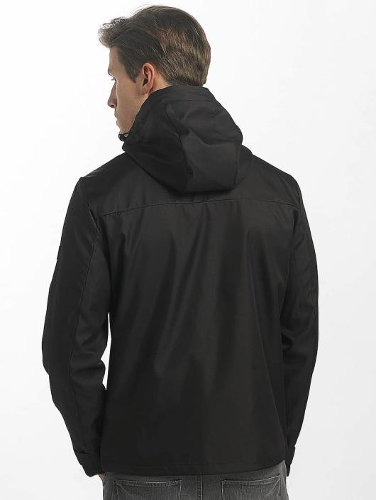 Jack & Jones Lightweight Jacket jcoWeel black