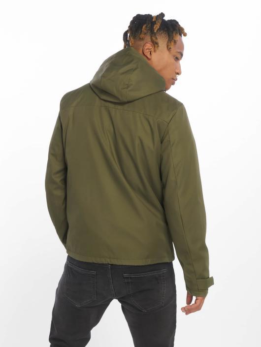 Jack & Jones Lightweight Jacket jcoWeel green