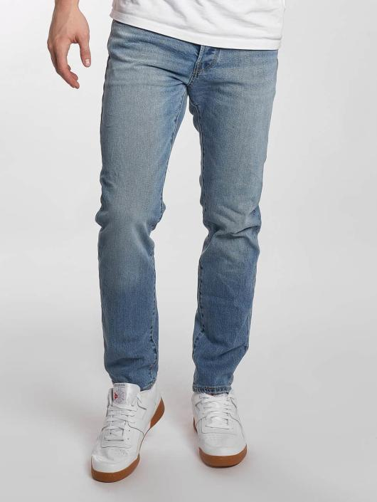 Jack & Jones Loose Fit Jeans jjiMike jjIcon blau