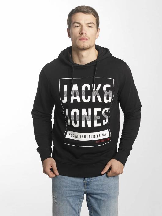 Jack & Jones Mikiny jcoLine èierna