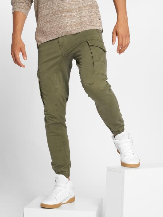 chercher vêtements de sport de performance Design moderne Jack & Jones Jjipaul Jjflake Akm 542 Olive Night Noos Cargo Pants Olive  Night