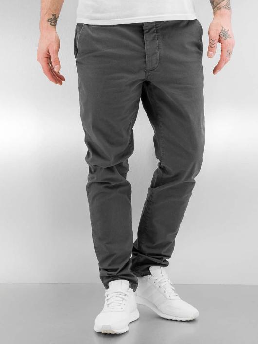 choisissez le dégagement en vente en ligne images détaillées Jack & Jones jjiMarco jjEnzo Chino Pants Dark Grey