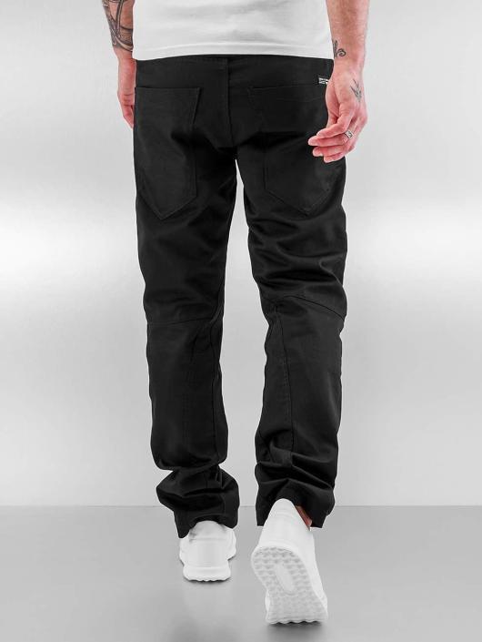 Jack & Jones Pantalon chino jjiStan jjiSac noir