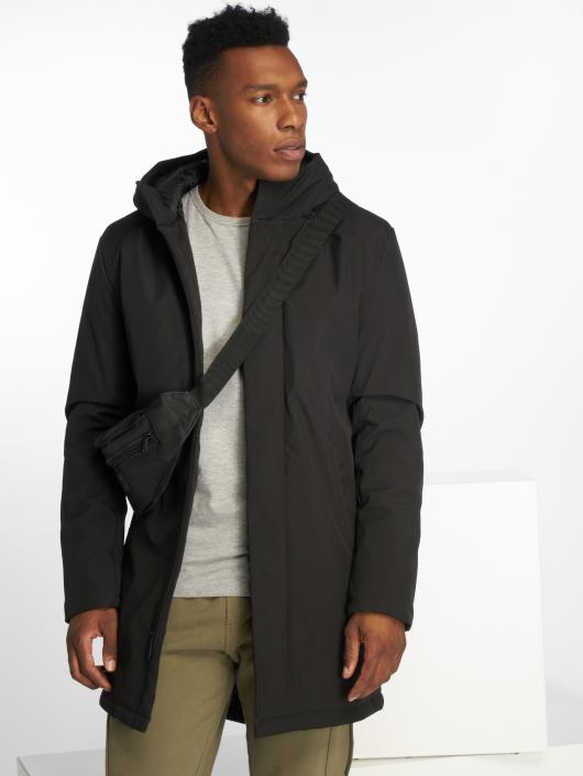 Jack & Jones Parka jprClimb czarny