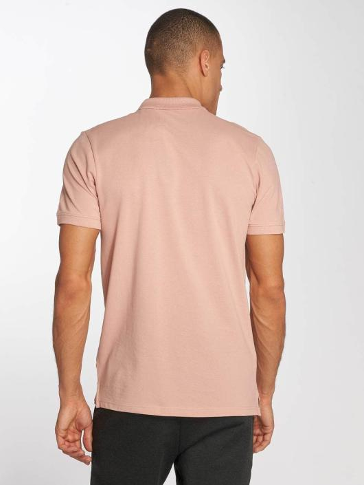 Jack & Jones Poloshirt jjeBasic rosa