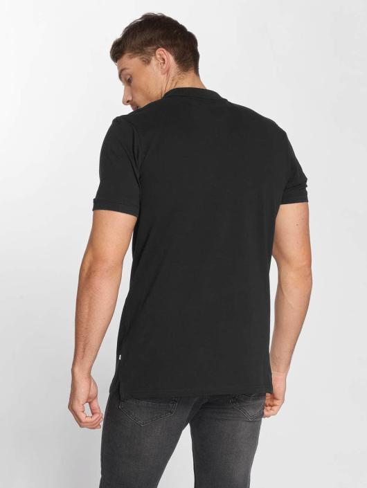 cheaper 7d673 430a2 Jack & Jones jjeBasic Polo Shirt Black
