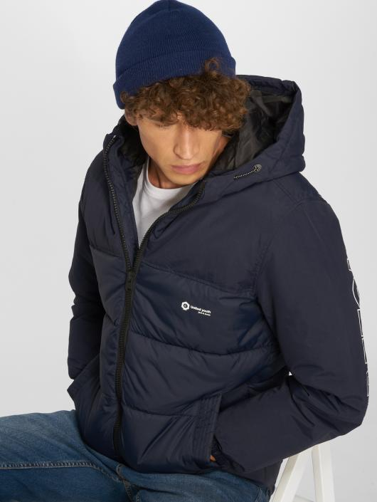 Jack & Jones Puffer Jacket Jcomoss blue