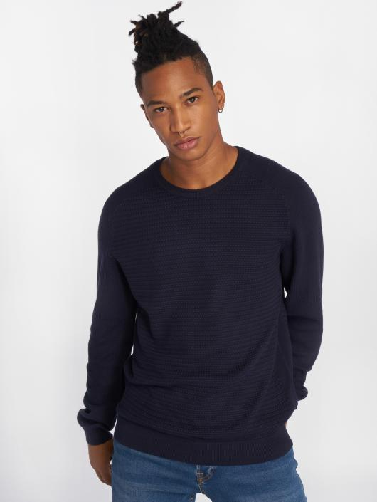 Jack & Jones Pullover jprPost blue