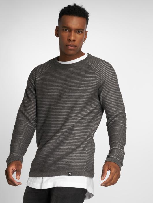Jack & Jones Pullover jcoWind gray