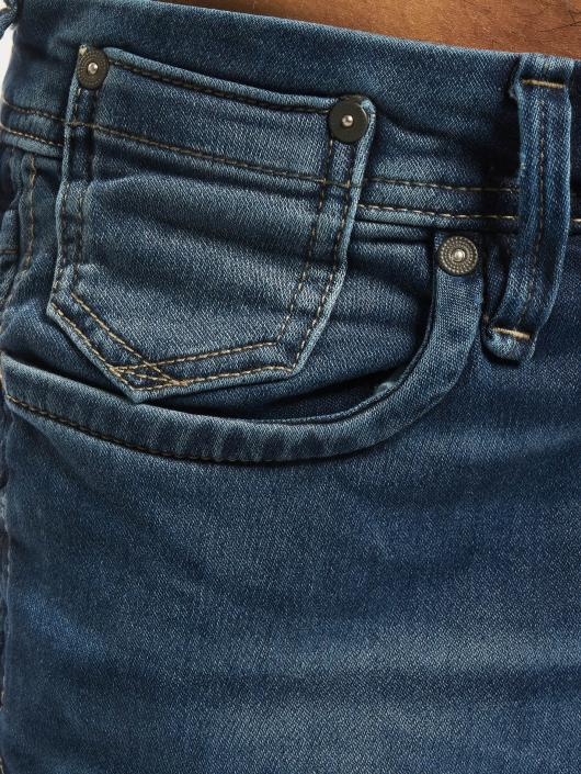 Jack & Jones Rovné jjTim jjLeon GE 382 modrá