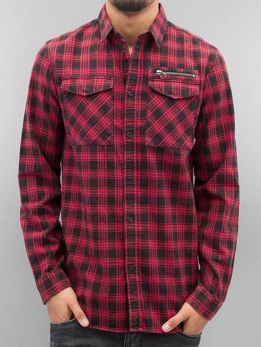 Jack & Jones Shirt jorPunk red