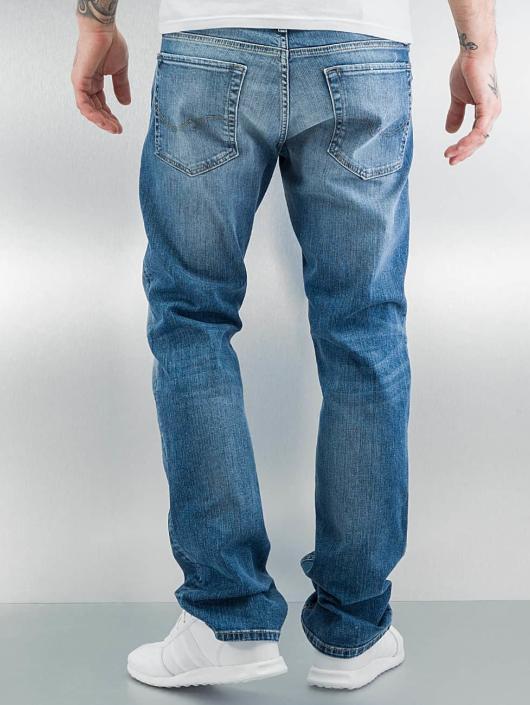 Jack & Jones Skinny jeans jjiClark blå
