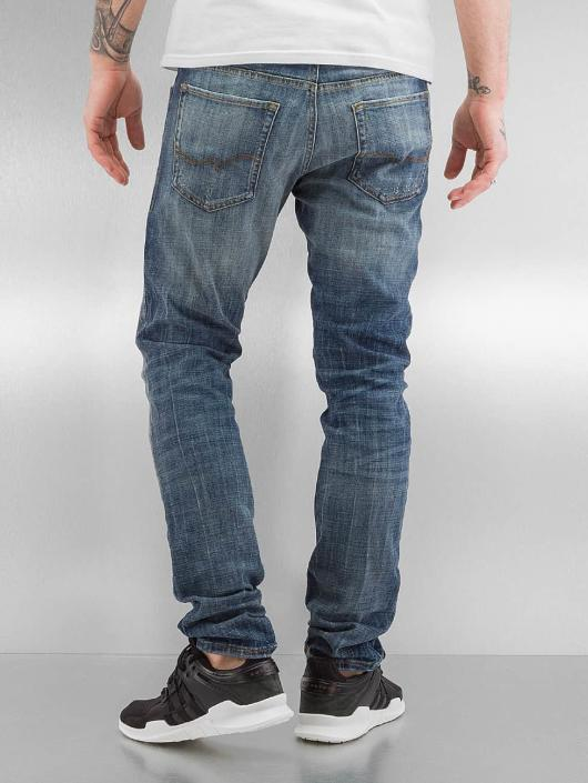 Jack & Jones Skinny jeans jjiGlenn Slim Fit blå