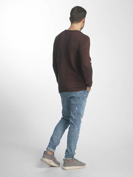 Jack & Jones Slim Fit Jeans jjItim jjOriginal blå