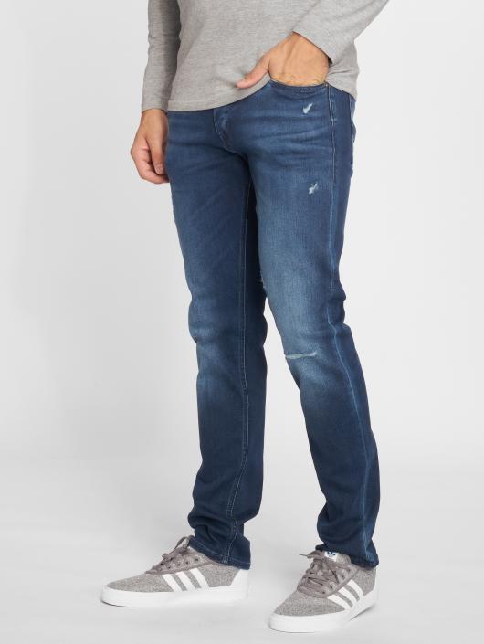 Jack & Jones Slim Fit Jeans Ge 140 50sps blau