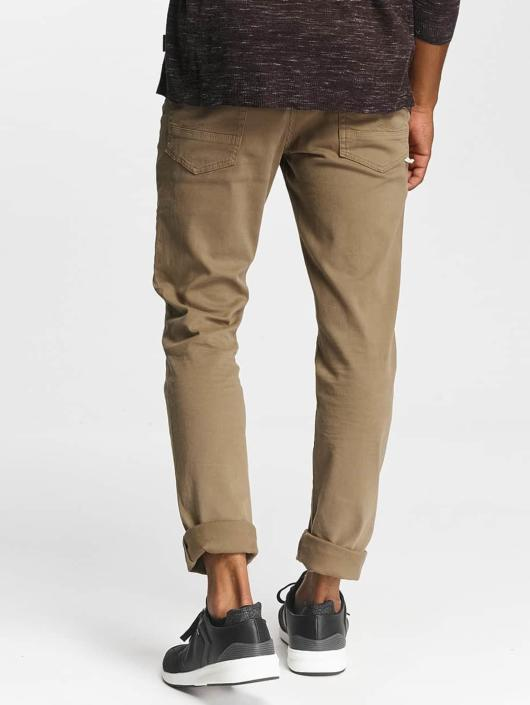 Jack & Jones Slim Fit Jeans jjGlenn Fox AKM 360 brown