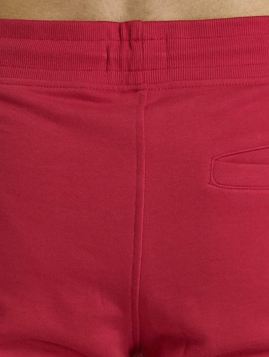 Jack & Jones Spodnie do joggingu jorWing czerwony
