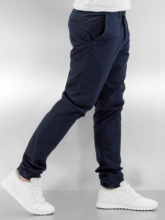 Jack & Jones Spodnie wizytowe jjiMarco jjEnzo niebieski