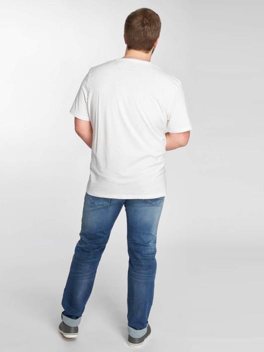 Jack & Jones Straight Fit Jeans jjiGlenn jjOriginal blau