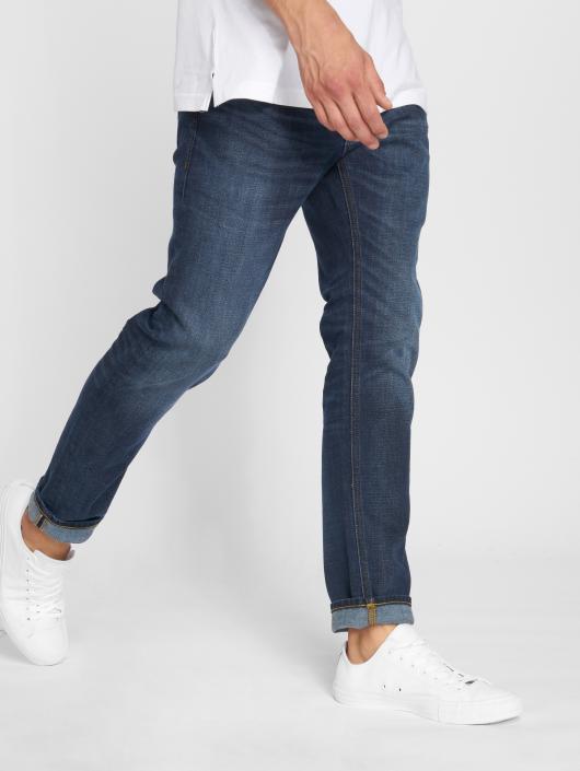 Jack & Jones Straight Fit Jeans Jjimike Jjoriginal Am 771 blau